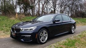 2017 BMW 750 i xDrive M-Sport:24 car images available