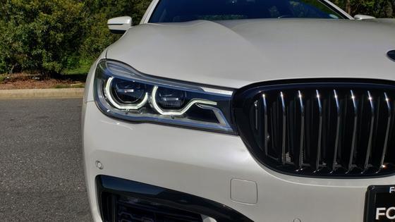 2017 BMW 750 i xDrive M-Sport