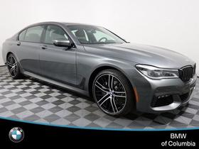 2018 BMW 750 i xDrive:17 car images available