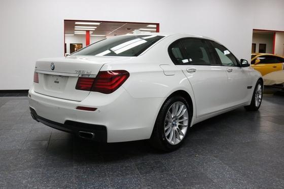 2015 BMW 750 i xDrive