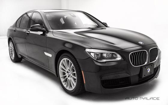 2015 BMW 750 i xDrive:12 car images available