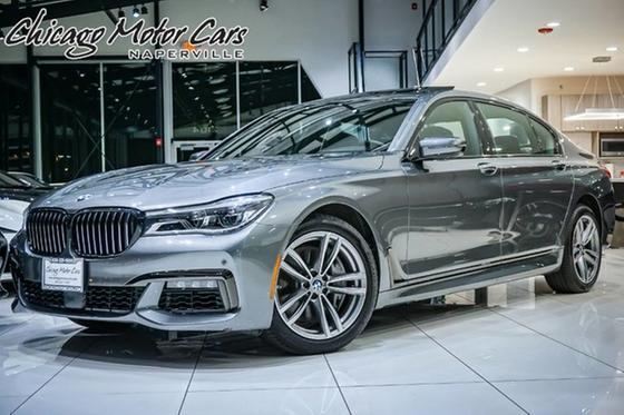 2018 BMW 750 i xDrive:24 car images available