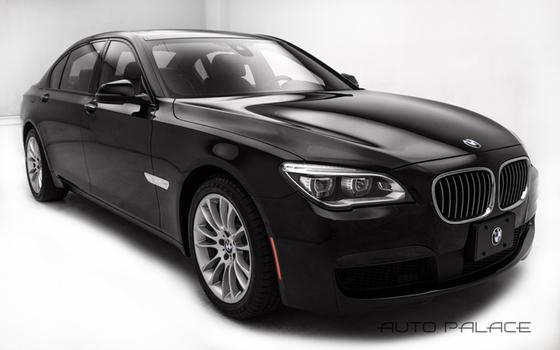 2014 BMW 750 i xDrive:24 car images available