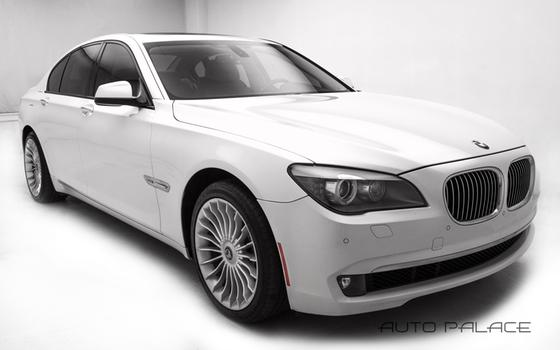 2011 BMW 750 i xDrive:24 car images available