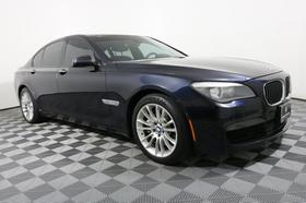 2012 BMW 750 i xDrive:24 car images available