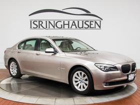 2011 BMW 750 i xDrive:23 car images available