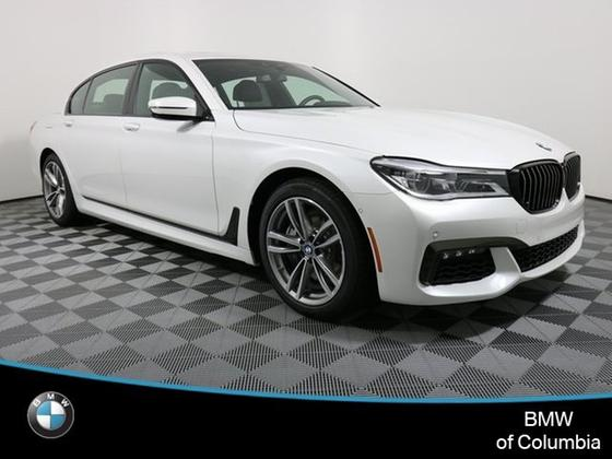 2019 BMW 750 i xDrive:18 car images available