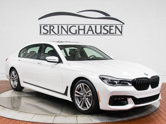 2019 Bmw 750 I Xdrive For Sale In Springfield Il Exotic