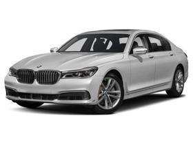 2019 BMW 750 i xDrive : Car has generic photo
