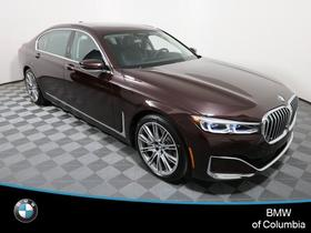 2020 BMW 750 i xDrive:20 car images available