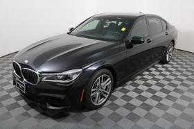 2018 BMW 750 i xDrive