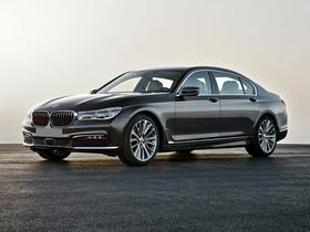 2019 BMW 750 i xDrive : Car has generic photo