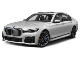2020 BMW 750 i xDrive : Car has generic photo