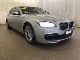 2013 BMW 750 i xDrive:24 car images available
