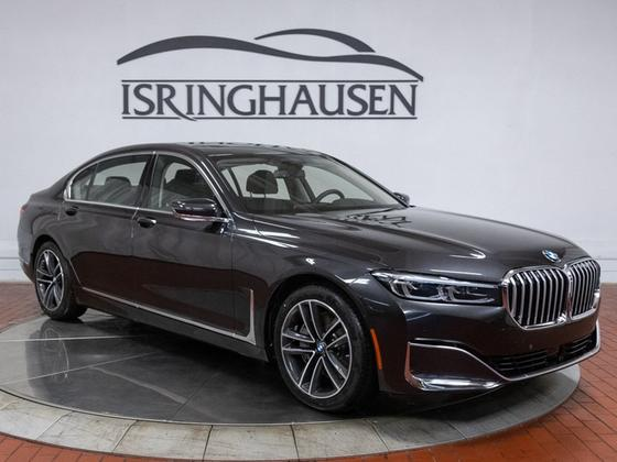 2020 BMW 750 i xDrive:24 car images available