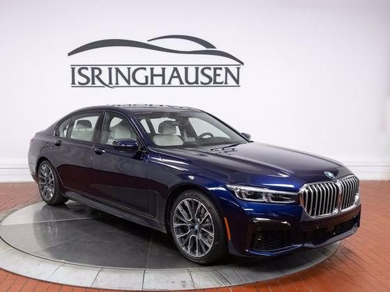 2021 BMW 750 i xDrive:24 car images available