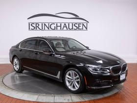 2018 BMW 750 i xDrive:21 car images available