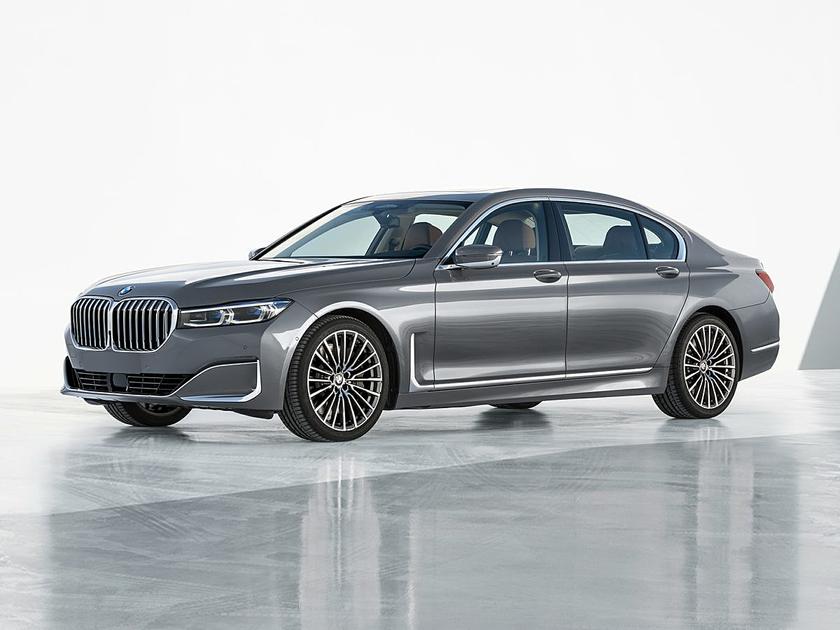 2020 BMW 750 i xDrive : Car has generic photo