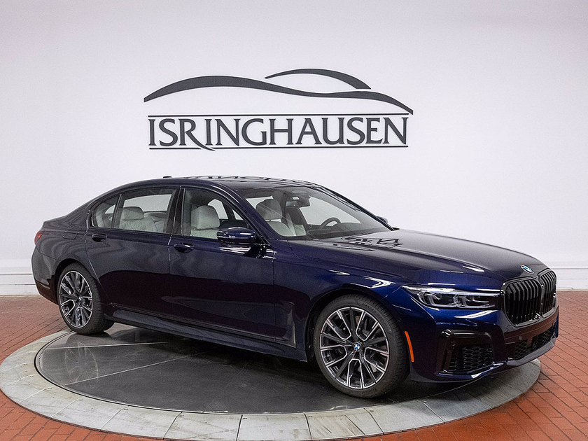 2022 BMW 750 i xDrive:22 car images available