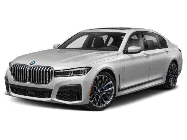 2022 BMW 750 i xDrive : Car has generic photo