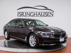 2018 BMW 750 i:21 car images available