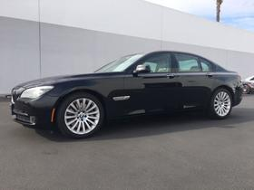 2009 BMW 750 i:18 car images available