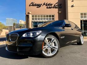 2015 BMW 750 i:24 car images available