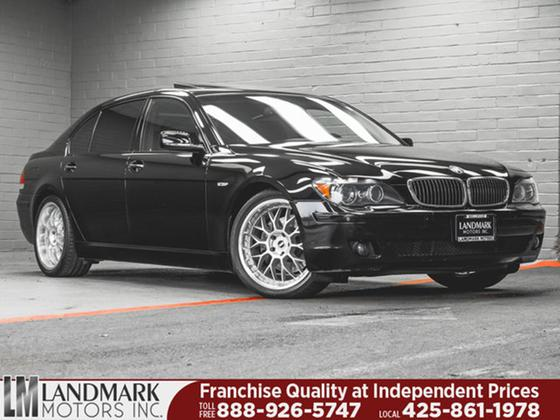 2008 BMW 750 i:24 car images available