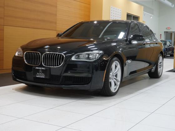 2014 BMW 750 i