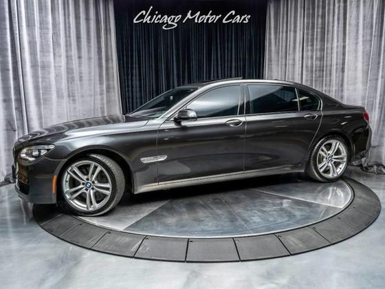 2014 BMW 750 i:24 car images available