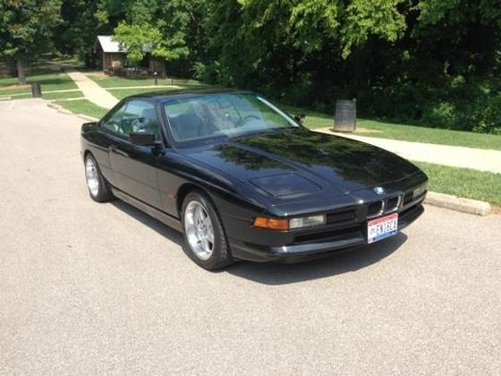 1996 BMW 840 ci:3 car images available