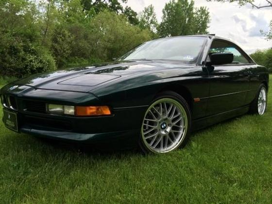1995 BMW 840 ci:3 car images available
