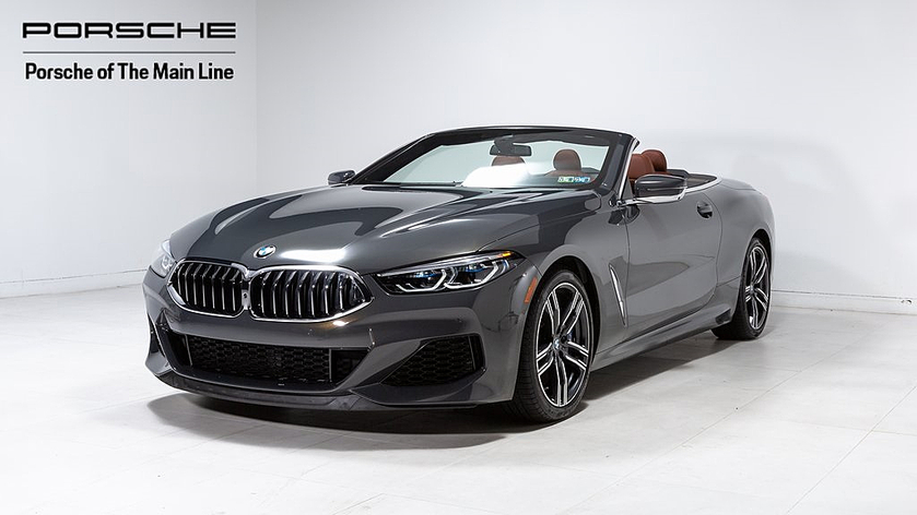 2021 BMW 850 :22 car images available