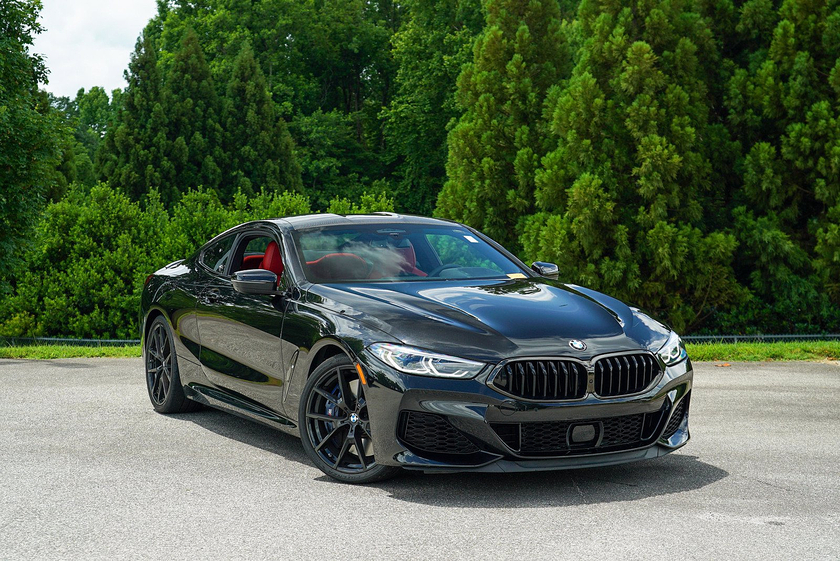 2019 BMW 850 :24 car images available