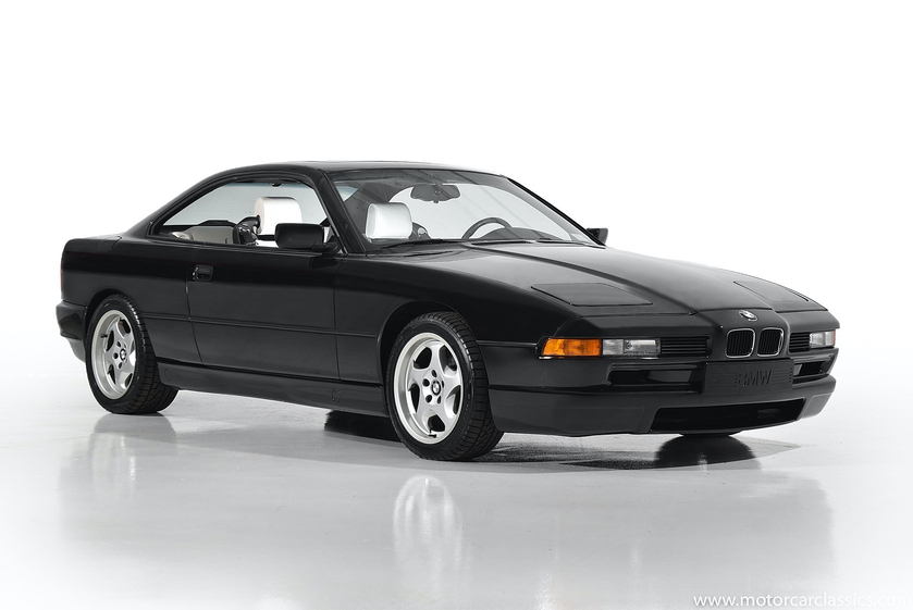 1994 BMW 850 CSI:24 car images available