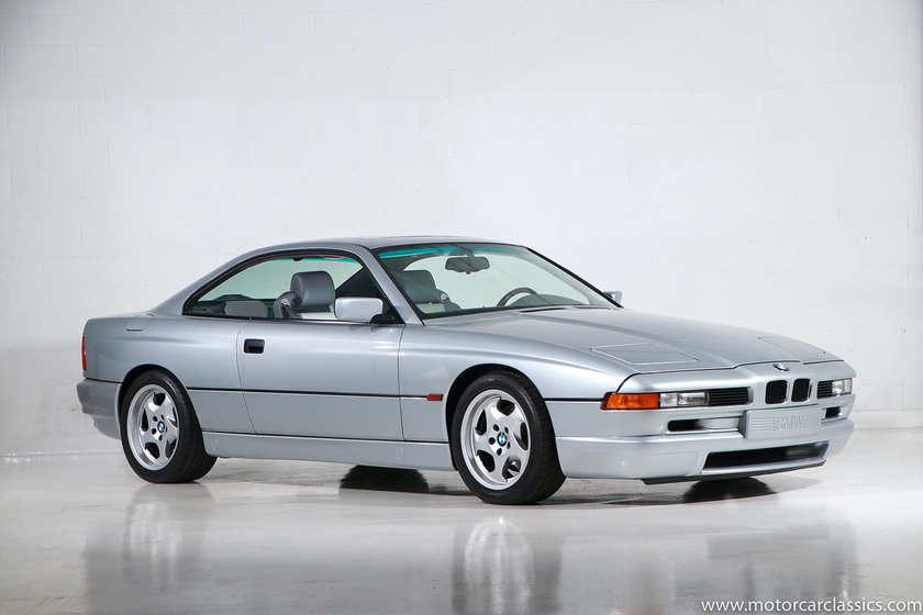 1995 BMW 850 CSI:24 car images available