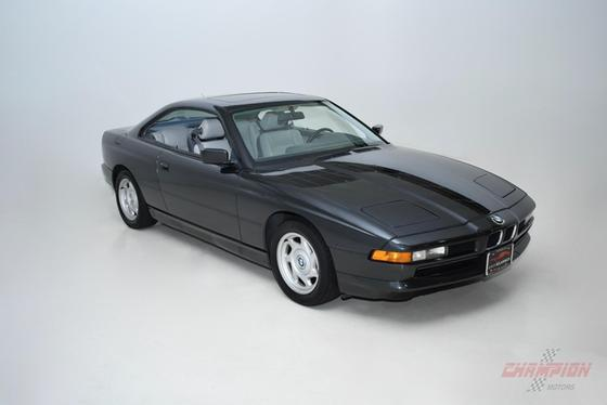 1993 BMW 850 ci:21 car images available