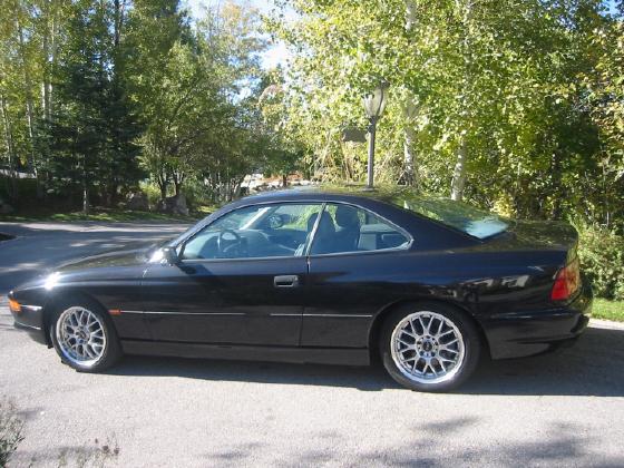 1996 BMW 850 ci