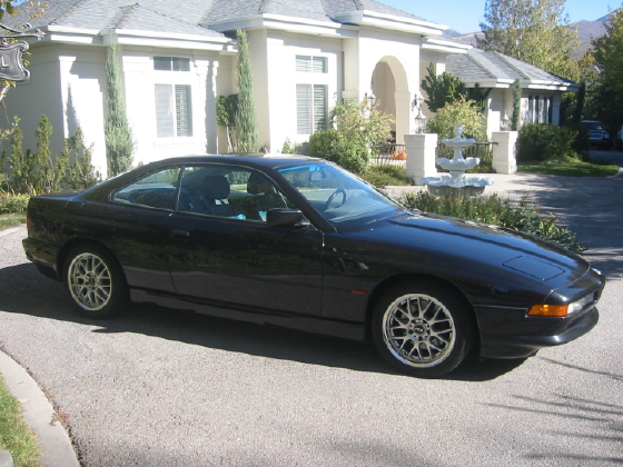 1996 BMW 850 ci:22 car images available