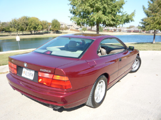 1992 BMW 850 i:11 car images available