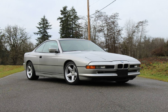 1991 BMW 850 i:9 car images available