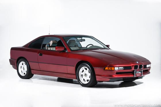 1991 BMW 850 i:24 car images available