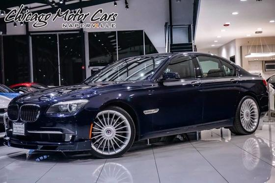2012 BMW Alpina B7 xDrive:24 car images available