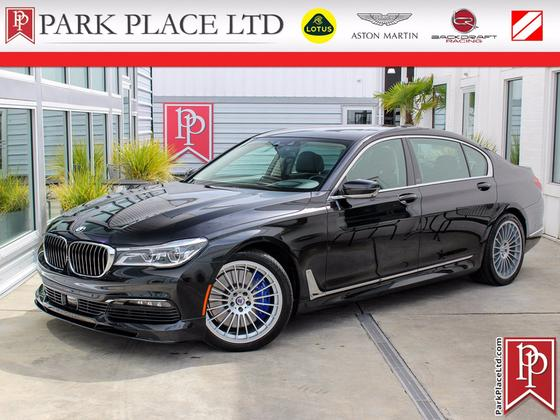 2018 BMW Alpina B7 xDrive:22 car images available