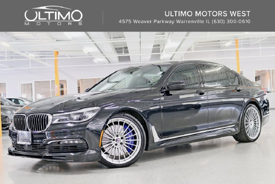 2018 BMW Alpina B7 xDrive:6 car images available