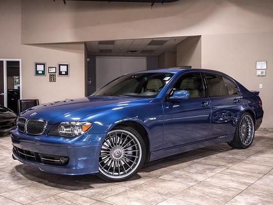 2007 BMW Alpina B7:24 car images available