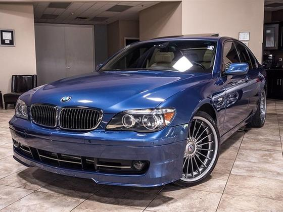 2007 bmw alpina b7 for sale in west chicago il exotic car list. Black Bedroom Furniture Sets. Home Design Ideas