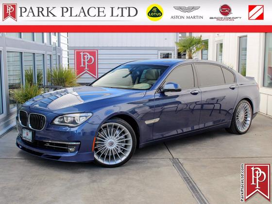 2013 BMW Alpina B7:24 car images available