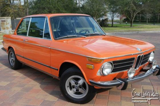 1973 BMW Classics 2002:24 car images available