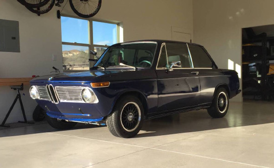 1972 BMW Classics 2002:3 car images available